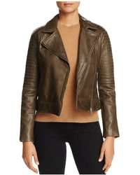 BB Dakota - Dominic Leather Jacket - Lyst