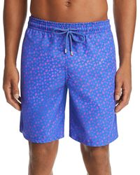 c59d839803da7 Vilebrequin Kumquat Octopus Okoa Swimsuit in Blue for Men - Lyst