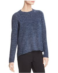 Eileen Fisher - Marled Sweater - Lyst