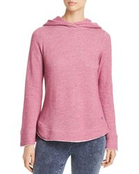 Marc New York - Performance Distressed Flare-sleeve Hoodie - Lyst