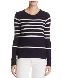 Cupcakes And Cashmere Pardee Stripe Jumper