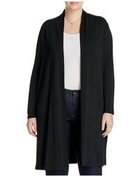 Vince Camuto Signature - Open Front Cardigan - Lyst