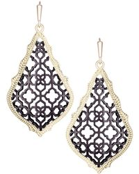 Kendra Scott - Addie Drop Earrings - Lyst