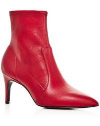 Charles David - Women's Pride Pointed Toe Booties - Lyst