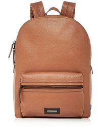 Uri Minkoff - Paul Textured Leather Backpack - Lyst