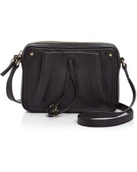 Etienne Aigner - Ines Leather Crossbody - Lyst