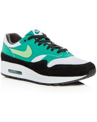 free shipping 297ce 580ea Nike - Men s Air Max 1 Low-top Sneakers - Lyst