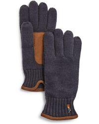 Polo Ralph Lauren - Classic Lux Merino Wool Gloves - Lyst