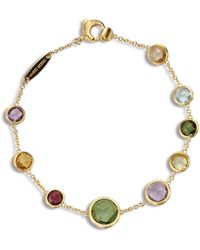 Marco Bicego - Mini Jaipur Multicolored Bracelet - Lyst