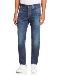 Rag & Bone - Fit 2 Slim Fit Jeans In Worn Ace - Lyst