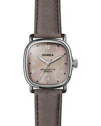 Shinola - Guardian Watch - Lyst