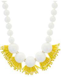 Kate Spade - Extra Extra Short Necklace - Lyst