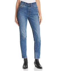 Rebecca Taylor - La Vie Ines Relaxed Skinny Jeans In Garconne - Lyst