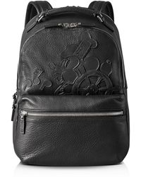 Shinola - Disney X Leather Backpack - Lyst