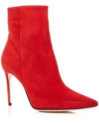 Brian Atwood - Women's Vida High-heel Booties - Lyst