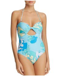 6 Shore Road By Pooja - Laguna One Piece Swimsuit - Lyst
