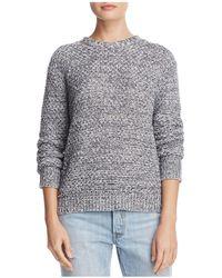Ella Moss | Delfina Cutout Sweater | Lyst