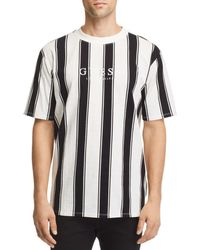 Guess - Go Walden Striped Tee - Lyst