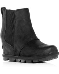 Sorel - Joan Of Arctic Wedge Ii Chelsea Boot - Lyst