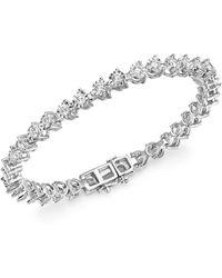 Bloomingdale's - Diamond Tennis Bracelet In 14k White Gold, 3.0 Ct. T.w. - Lyst