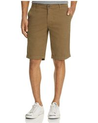 AG Jeans - Griffin Regular Fit Chino Shorts - Lyst