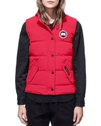 Canada Goose - Freestyle Water-resistant Down Vest - Lyst