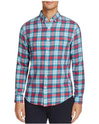 Vineyard Vines - Elmwood Plaid Slim Fit Button-down Shirt - Lyst