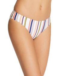Splendid - Line Up Retro Bikini Bottom - Lyst