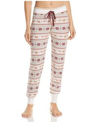 Pj Salvage - Jamie Lost Wanderer Jogger Trousers - Lyst