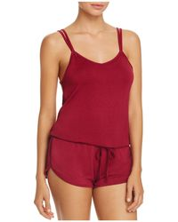 Heidi Klum - Cozy Mornings Teddy Romper - Lyst