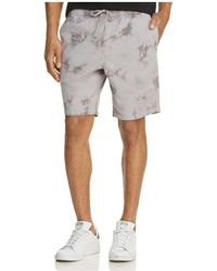 Katin - Tie-dye Drawstring Shorts - Lyst
