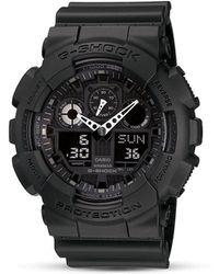 G-Shock - G Shock Oversized Analog/digital Combo Watch, 55 X 51 Mm - Lyst