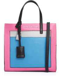 Marc Jacobs - Mini Grind Leather Shoulder Bag - Lyst