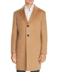 Cardinal Of Canada - Cashmere Topcoat - Lyst