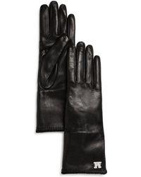 Max Mara - Leather Gloves - Lyst