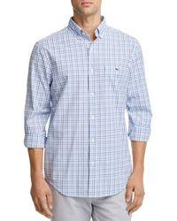 Vineyard Vines - Whale Plaid Classic Fit Button-down Shirt - Lyst