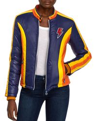 Mother - The High Flyer Color-block Jacket - Lyst