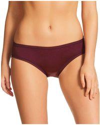 Fine Lines | Pure Cotton Bikini | Lyst