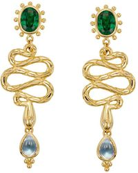 Temple St. Clair - Tsavorite And Diamonds - Lyst