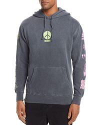 Obey - The Next Wave Hooded Sweatshirt - Lyst