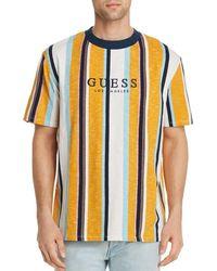 e0b9ab4211ae Men's Guess T-shirts - Lyst