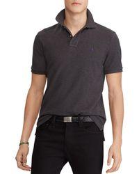 Polo Ralph Lauren - Polo Classic Fit Mesh Polo Shirt - Lyst