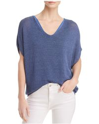 NIC+ZOE - Nic+zoe Lived In Layered-look Top - Lyst