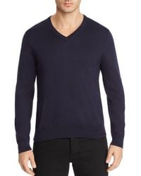 Brooks Brothers - V - Neck Sweater - Lyst