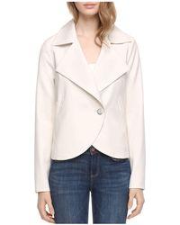 SOIA & KYO - Ellie Tailored Jacket - Lyst