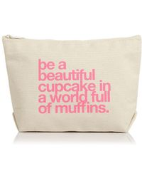 Dogeared - Cupcake Cosmetic Case - Lyst
