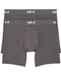 Naked - Pack Of 2 - Lyst