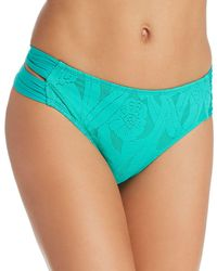 Athena - All Dressed Up Double Strap Hipster Bikini Bottom - Lyst