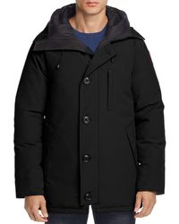 Canada Goose - Chateau Down Parka - Lyst