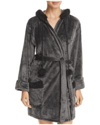 Pj Salvage - Cosy Hooded Robe - Lyst
